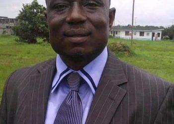 Late Mudiaga Asagba
