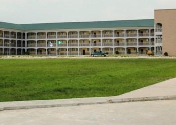 One of the model schools built by former Governor  Emmanuel Uduaghan of Delta State