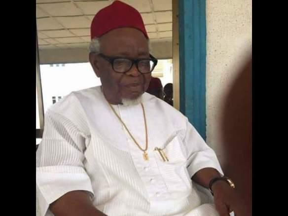 Prof B.I.C Ijomah