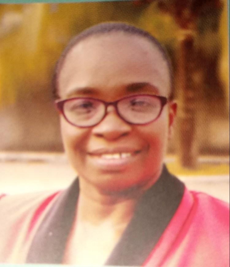 Mrs. Ugbe Oluronke