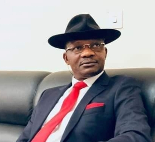 Delta Information Commissioner, Charles Aniagwu