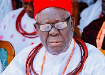 Late Sir Arthur Okowa