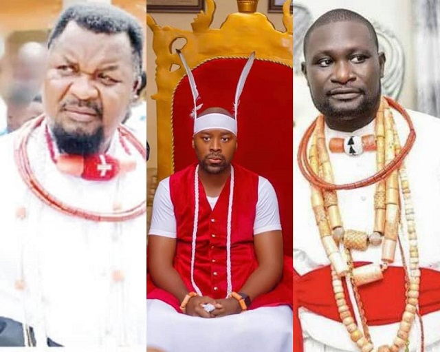Iyatsere, Omoba and Ologbotsere