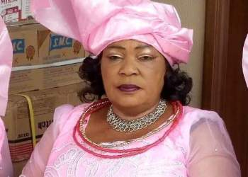 Late Mary Iyasere