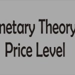 Monetary theory Of The Price Level