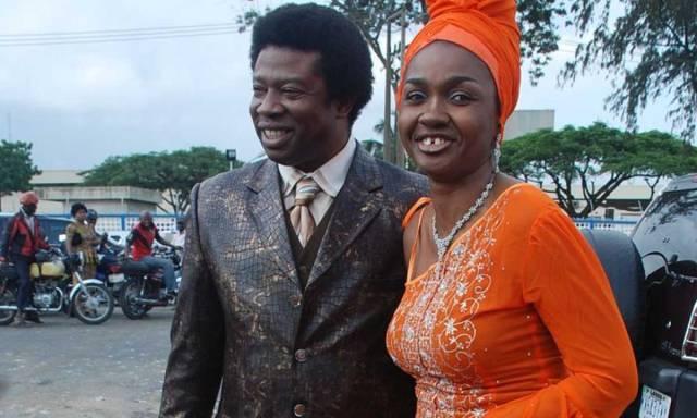 Issac & Nneka Moses