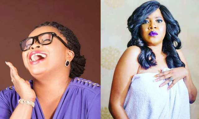 Dayo Amusa and Toyin Aimakhu