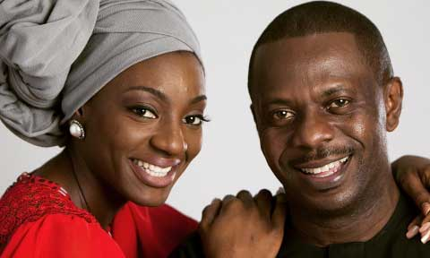 Pastor Poju Oyemade of Covenant Christian Centre and Wife Celebrates 2nd  Year Anniversary