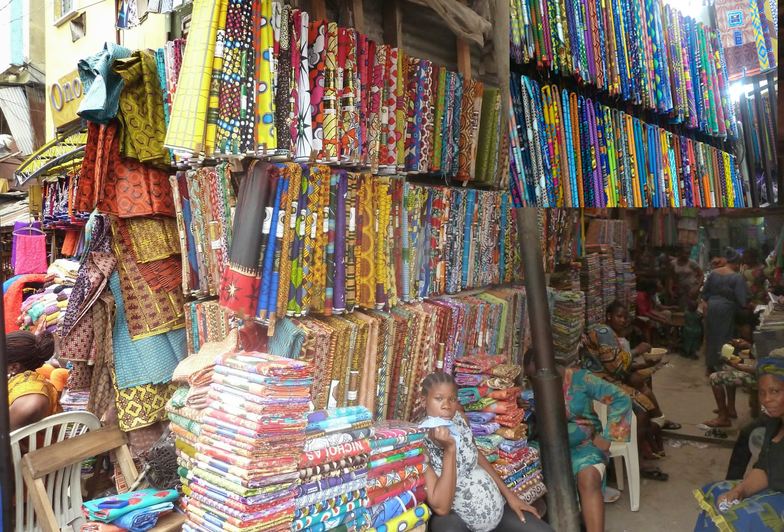 Ikotun Market Traders Lament Poor Road Network