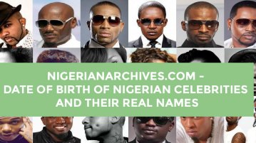 Nigerian Archives - Nigeria Best Information Hub | Ages | Net Worth