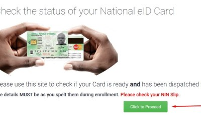 National identity card status