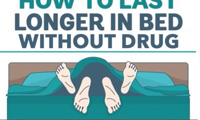 13 tips to last longer in bed without drugs