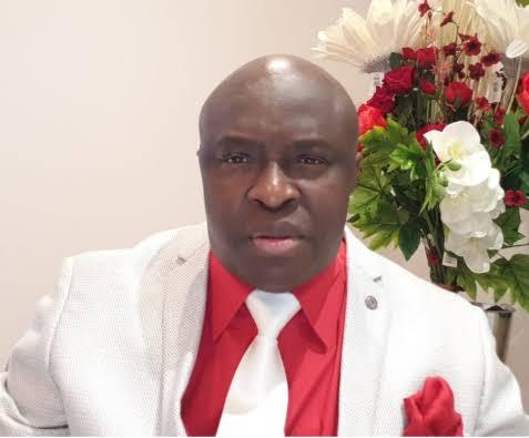 Bishop Chris Kwapovwe