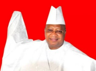 Image result for senator isiaka adeleke dies
