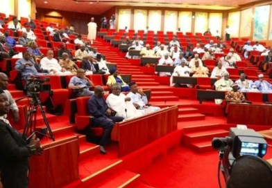 JUST IN: Uproar In Senate As Lawmakers Disagree Over EFCC Nominees