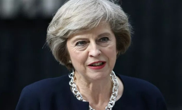 UPDATE: May To Step Down As British PM Before 2022 Election