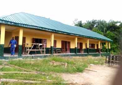 Ondo Rep, Akinfolarin Facilitates school building for constituents