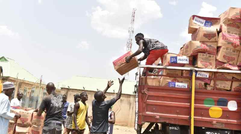 Nyuwar/Jessu attack: Gombe Government Presents Relief Materials to Affected Communities