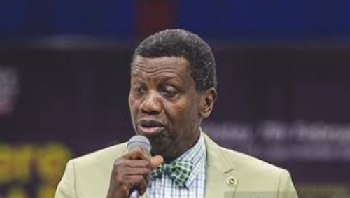 FG suspends Adeboye's Aircraft from flying