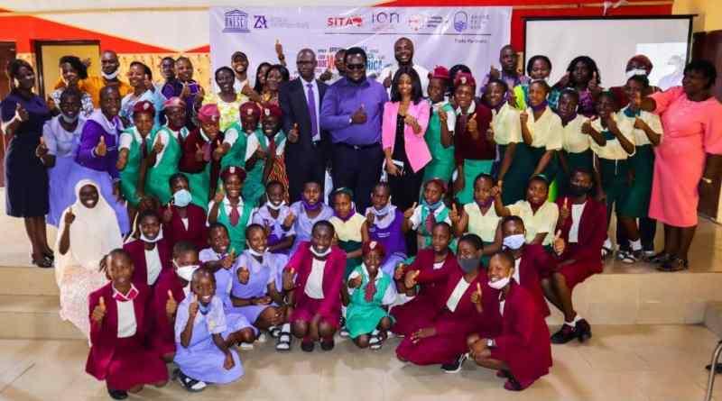 Africa Code Week: Emerging Communities Africa, UNESCO, Zeitgeist Aesthetics, Ondo Govt, empower 100 School Girls with Coding Skills