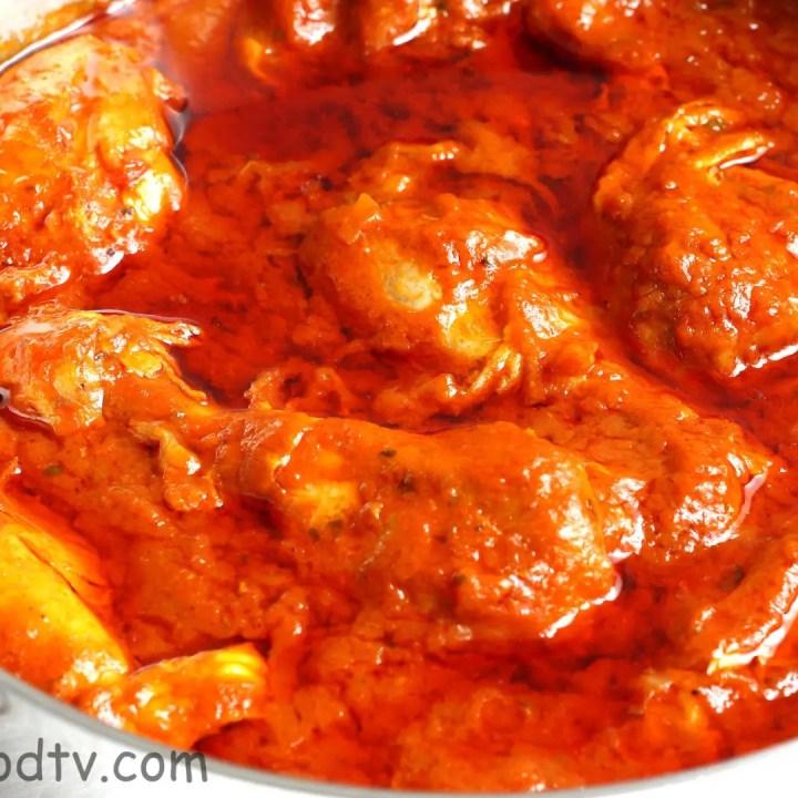 nigerian chicken party stew
