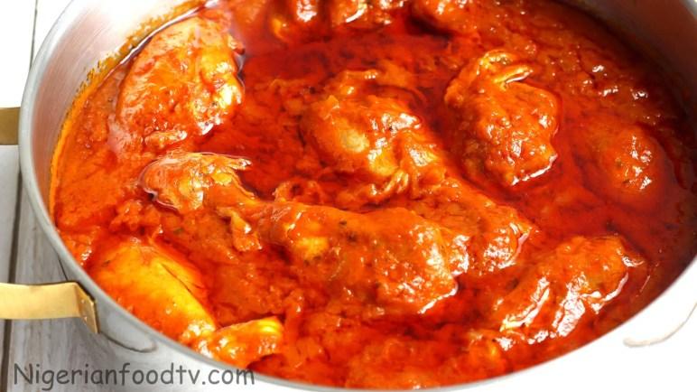 How to cook Nigerian Chicken Stew, Nigerian Chicken Stew, nigerian party stew,