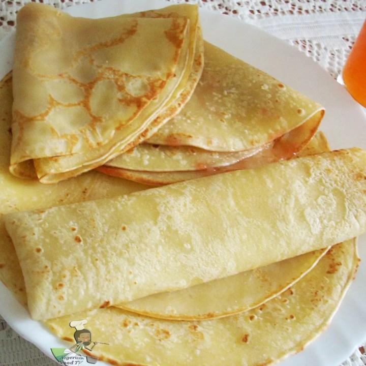 Nigerian pancake recipe crepes