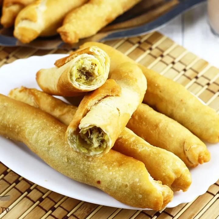 Nigerian fish roll african best fish roll recipe