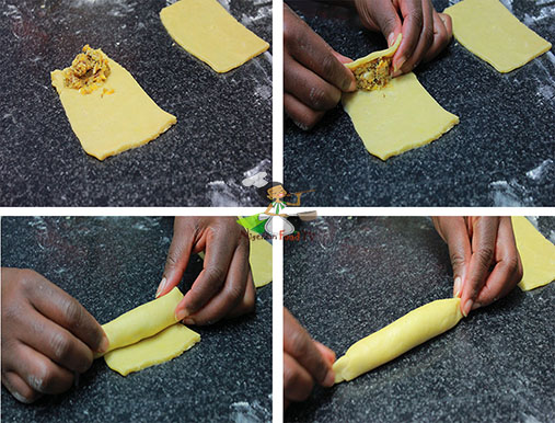 african fish rolls with pictures and video