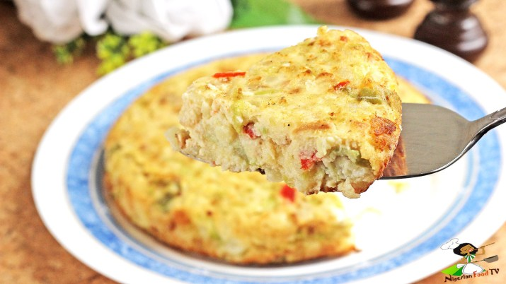Spanish Omelette (Tortilla) recipe