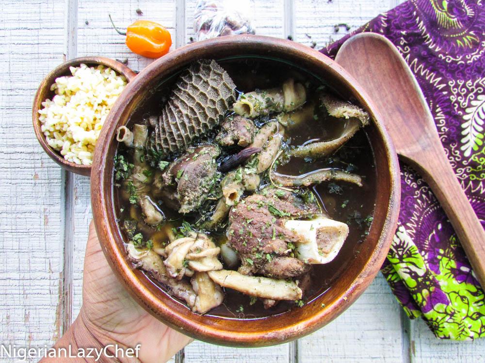 Nigerian Lazy Chef A Nigerian Food Blog