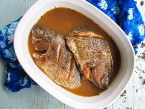 Easy Fish Pepper Soup | Nigerian Lazy Chef