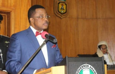 Image result for Governor Willie Obiano