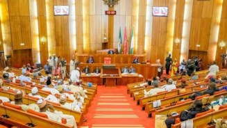 Image result for Senate passes Buhari's Anti-Corruption Bill