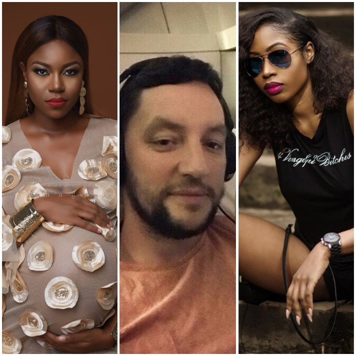 Image result for yvonne nelson and baby father