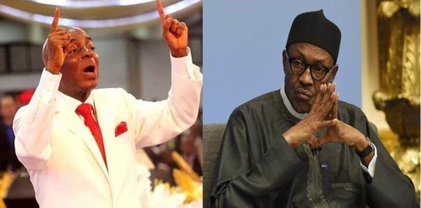 Image result for What will happen if Buhari touches Bishop Oyedepo – Omokri