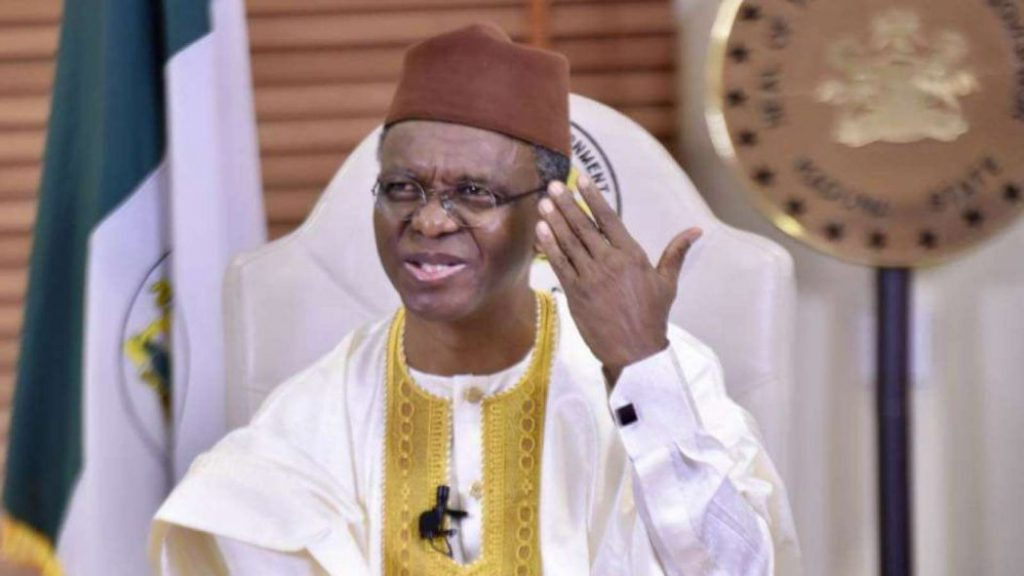 Image result for Governor El-Rufai: How to end godfatherism in Lagos politics