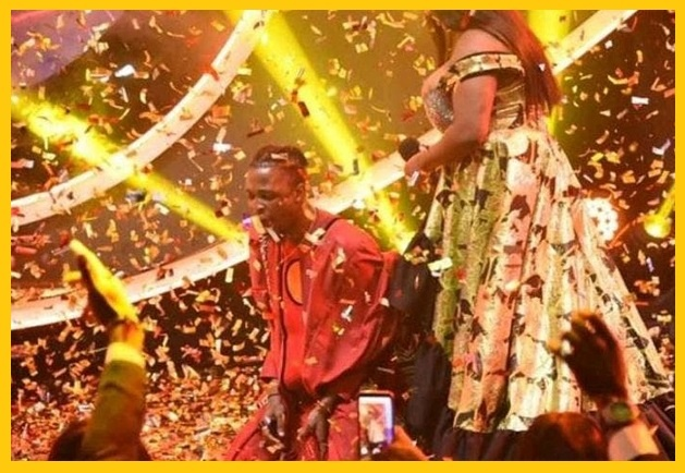 BBNaija 2020: How Kiddwaya, Lilo, others reacted to Laycon's victory