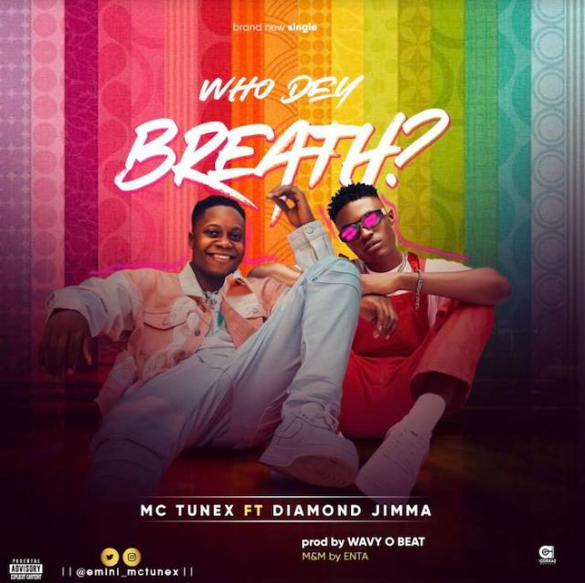 Mc Tunex Ft. Diamond Jimma – Breath