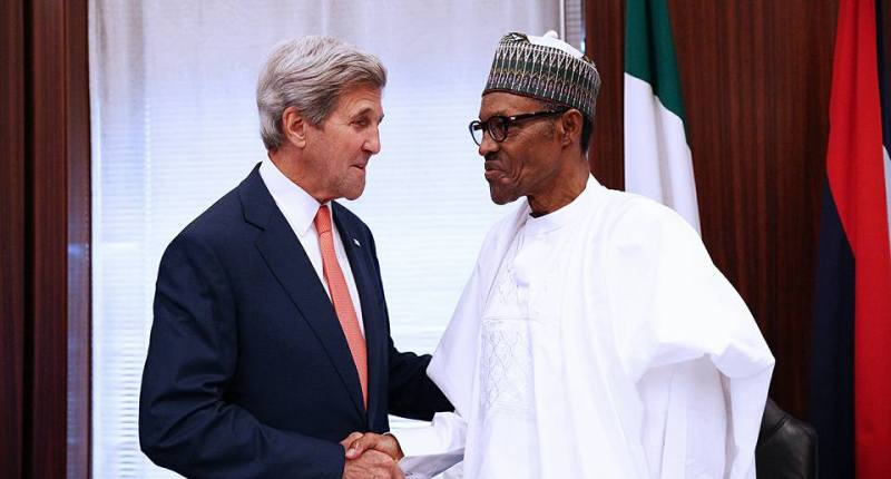 John Kerry and Buhari