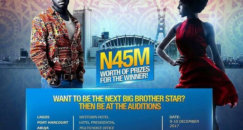 BBNaija 2018 Audition Dates - Nigerian Today