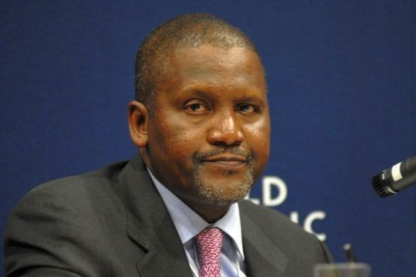 Nigerian Today - Aliko Dangote