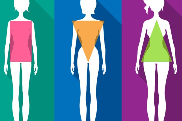 Most Common Female Body Shapes - Nigerian Today