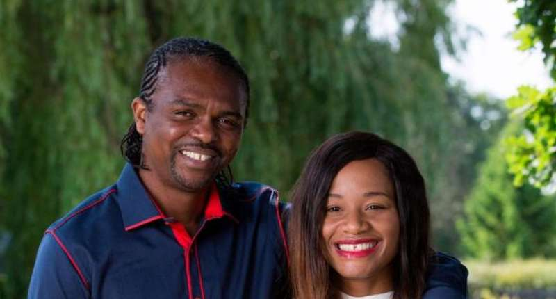 Nigerian Today - Nwankwo Kanu's wife
