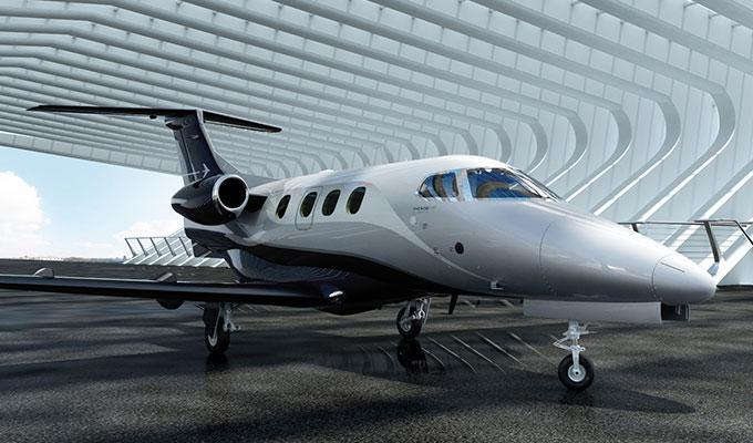 Ronaldinho Private Jet