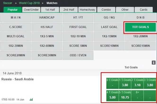 Bet9ja booking code