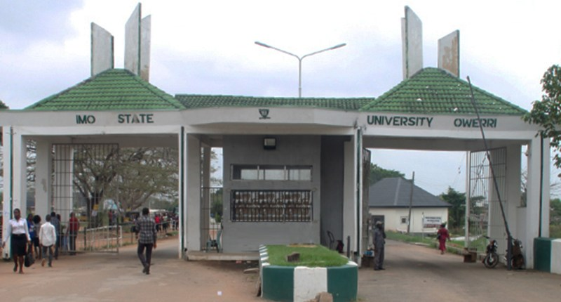 Imo state university school fees