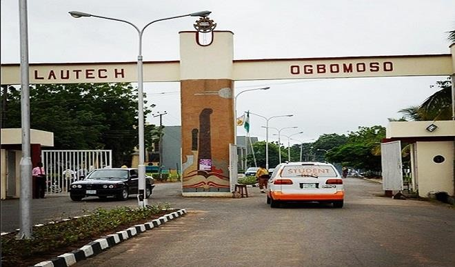LAUTECH pre-degree admission form
