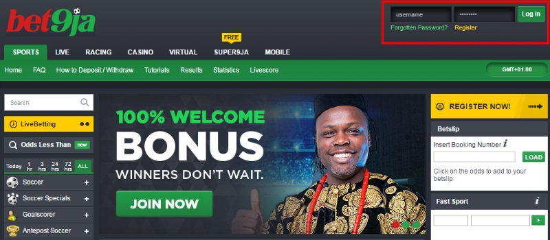 Bet9ja booking codes