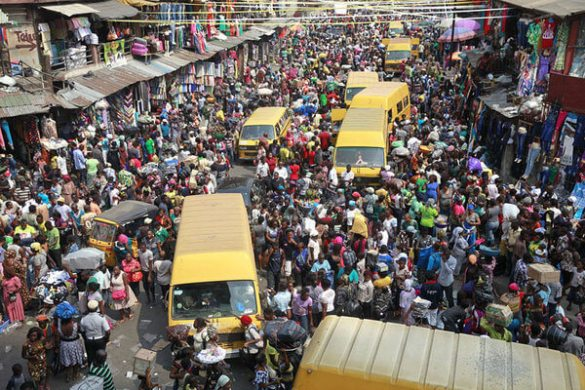 worst cities to live in Africa